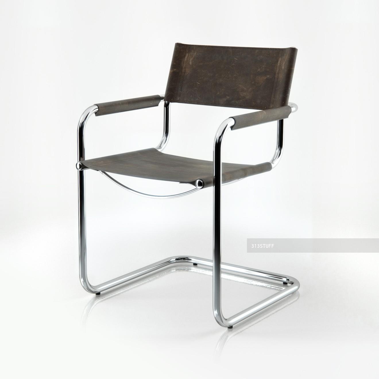 matteograssi freischwinger mg5 armchair. Black Bedroom Furniture Sets. Home Design Ideas