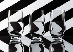 Leonardo water glass