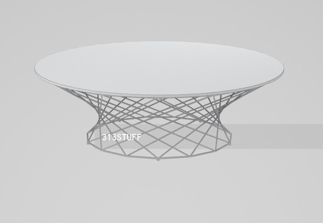 Walter Knoll Oota Table 101/29