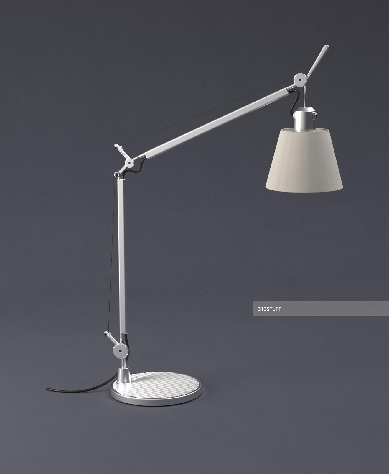 Artemide Tolomeo Lamp Repair