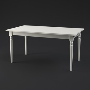 IKEA Ingatorp dining table