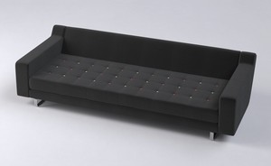 Naughtone Portion sofa med