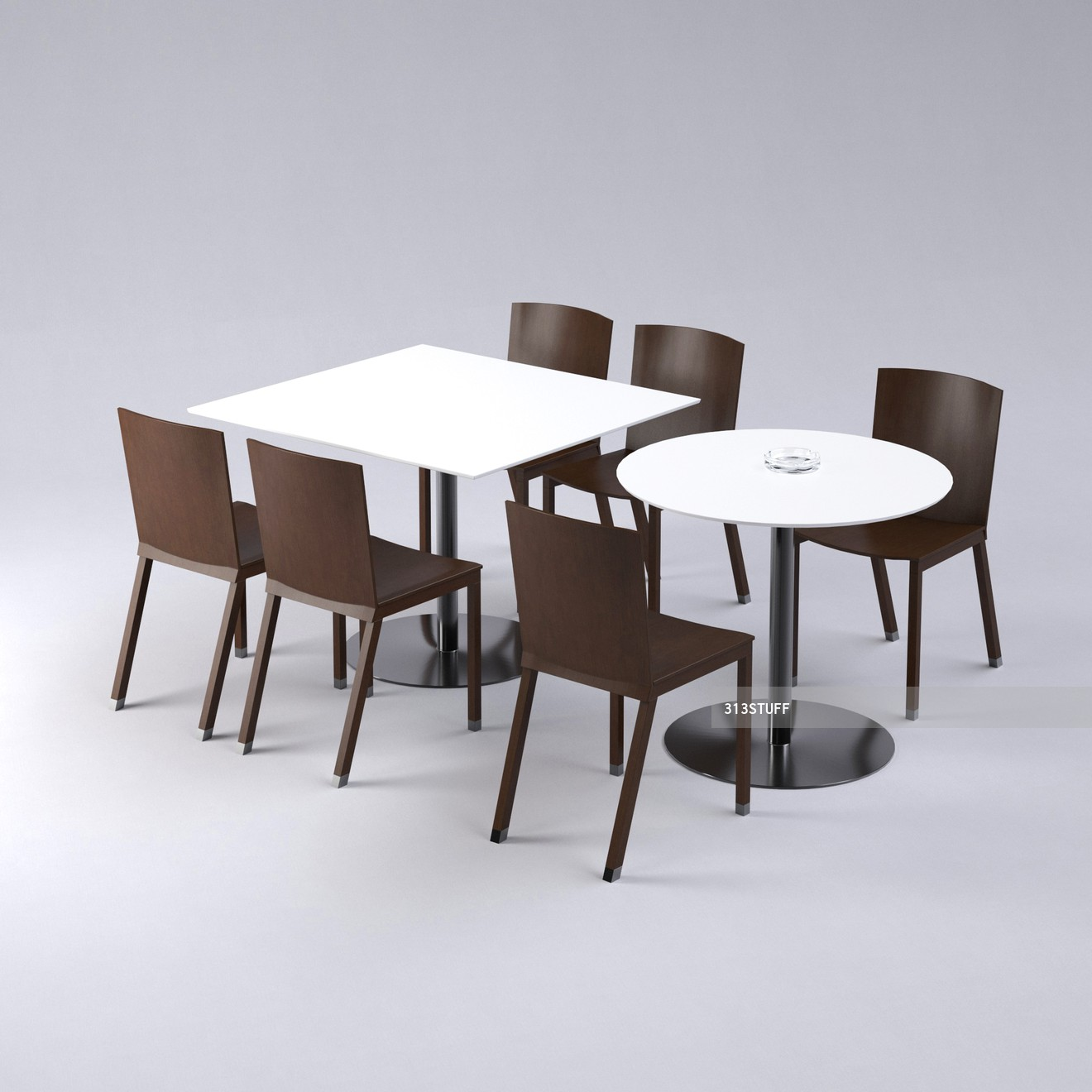 313 Standard cafe urniture set