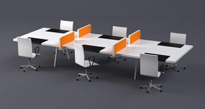 313 Standard working desk set